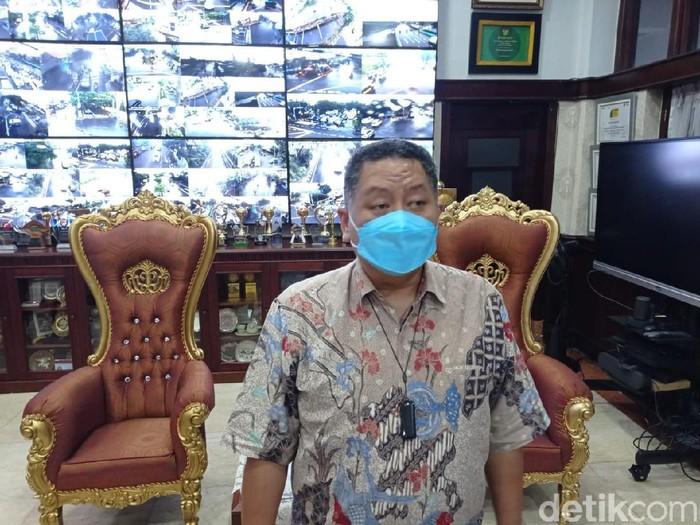 Plt Wali Kota Surabaya, Whisnu Sakti Buana