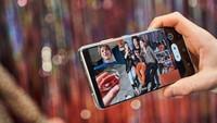 Nikmati Konten Berkualitas Tinggi di Samsung Galaxy S21 Ultra 5G