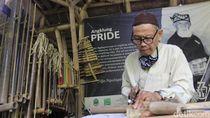 Saung Angklung Udjo Sepi Dihantam Pandemi