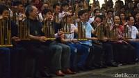 Setengah Abad Lestarikan Angklung, Kini Saung Udjo Terancam Tutup