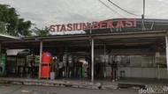 Pegowes Ingin Parkiran Sepeda Stasiun KRL Punya Atap hingga Rak Penyangga