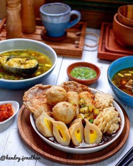 Tempan Makan di Sekitar CFD Sudirman-Thamrin