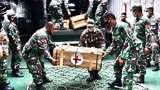 TNI AD Kirim 3 Kapal Angkut Bantuan untuk Korban Bencana Alam Kalsel-Sulbar