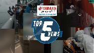 Prosesi Tabur Bunga Sriwijaya Air, Menkes Akui Testing Corona RI Salah
