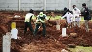 Lagi-lagi Tambah Lahan Pemakaman Sebab Corona Masih Tinggi di DKI