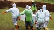 Hari Ini, DKI-Jabar Paling Banyak Sembuh dan Kasus Baru Corona
