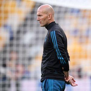 Getafe Vs Real Madrid: Selain Kiper, Zidane Cuma Bawa 13 Pemain