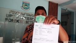Kemenkes catat 132.004 orang tenaga kesehatan di Indonesia sudah disuntik virus Corona. Angka itu adalah 22 persen dari total 598.483 Nakes yang akan divaksin.