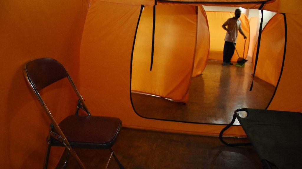 Balai Latihan Kesenian Jakarta Jadi Tempat Isolasi Pasien COVID-19