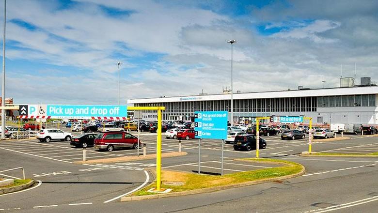 Bandara Internasional Glasgow Preswick