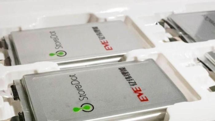 Baterai Solid-State bisa terisi penuh dalam waktu 5 menit.