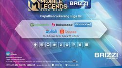 Rangkul Fans MOBA, BRI Luncurkan BRIZZI Special Edition Mobile Legend