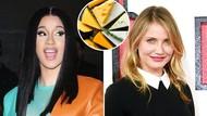 Cardi B hingga Cameron Diaz, Intip Daftar 10 Artis Hollywood Pencinta Keju