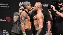 Intip Pendapatan McGregor yang Kalah KO dari Poirier