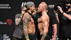 Trilogi Dustin Poirier Vs Conor McGregor Batal?