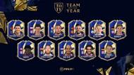 Mengejutkan, Messi Terdepak dari FIFA 21 Team of the Year