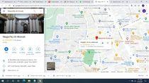 Khofifah Muncul Sebagai Nama Jalan dalam Google Map, di Lokasi Tak Ada