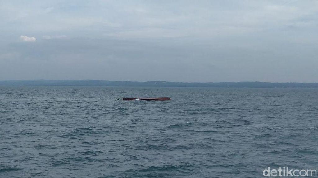 Ini Kronologi Dua Kapal Tabrakan di Perairan Gresik