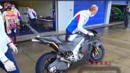 Ini yang Baru di Motor MotoGP Honda 2021