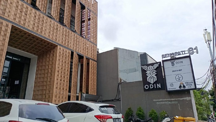 Odin Cafe Senopati disegel karena langgar jam operasional