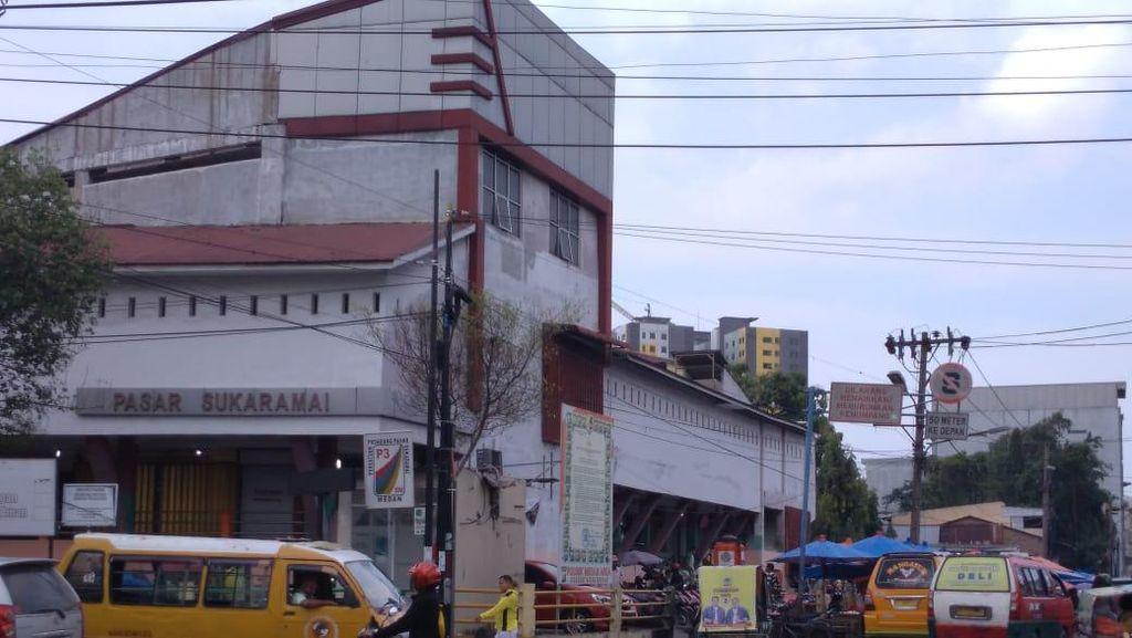 Menguak Asal-usul Pasar Disebut Pajak di Medan