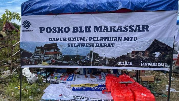 Posko BLK Makassar