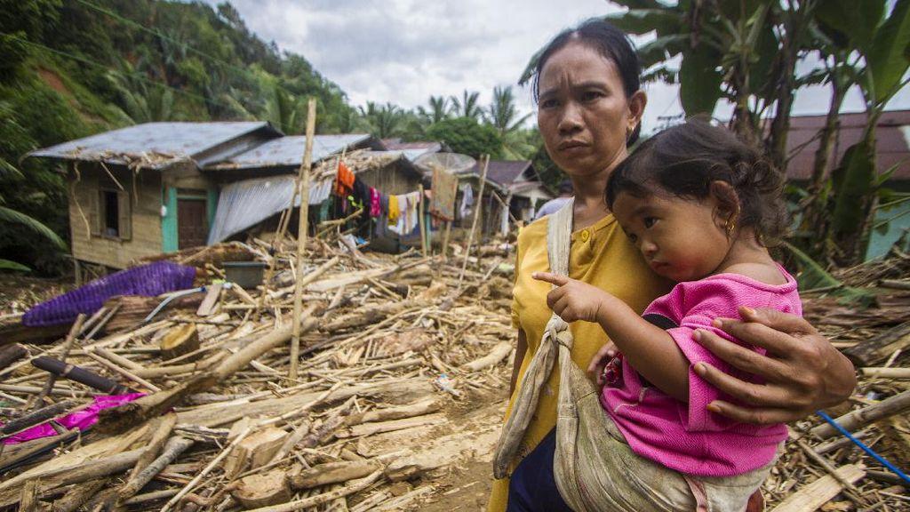 Potret Kalimantan Selatan Setelah Sepekan Dilanda Banjir Besar