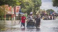 Rendahnya Daya Dukung Lingkungan Turut Andil Sebabkan Banjir
