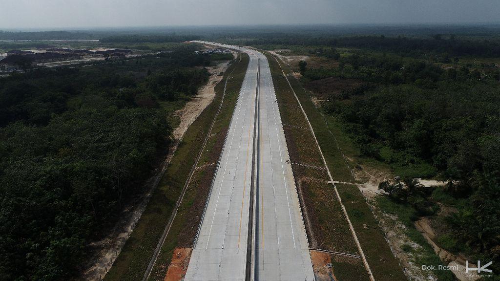 Lagi Dikebut, Ini Dia Tol Pekanbaru-Bangkinang 40 Km