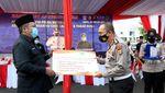 Rapid Test Antigen untuk Personel Polda Metro Jaya