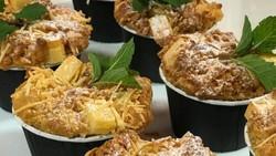 Masak Masak : Muffin Keju yang Empuk Gurih Buat Camilan
