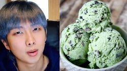 RM BTS Punya Opini Baru Soal Es Krim Cokelat Mint Gegara Chef Ini