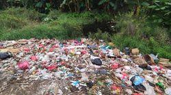 Video Joroknya Sampah di Akses Tol JORR Kalimalang Bekasi