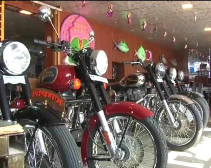 Sepi Pengunjung, Restoran Ini Bikin Sayembara Makan Berhadiah Royal Enfield