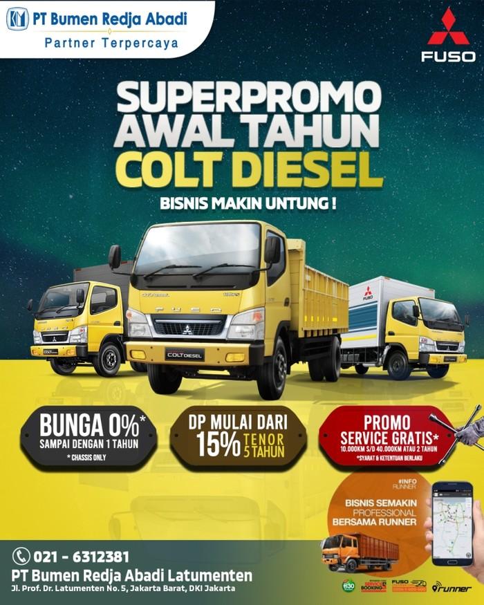 Super promo colt diesel
