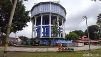 Water Toren, Ikon Sejarah Magelang yang Berusia 100 Tahun Lebih