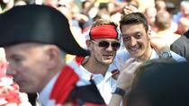 Wilshere: Oezil Tak Diberi Kesempatan yang Adil di Arsenal