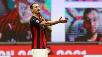 Milan Vs Atalanta: Ibrahimovic Mati Kutu
