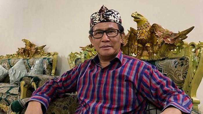 Anggota DPRD Fraksi PDIP Jhonny Simanjuntak