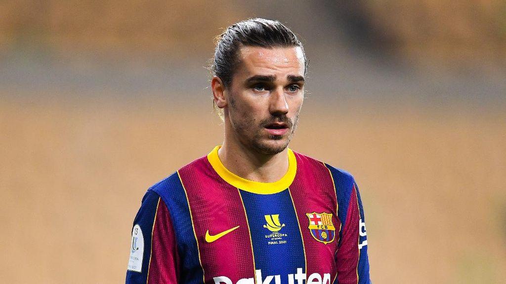 Sevilla Vs Barcelona: Griezmann Kok Nggak Main, Koeman?
