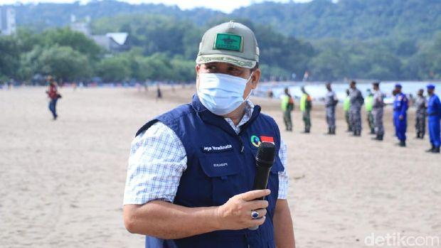 Bupati Pangandaran Jeje dinyatakan positif Corona