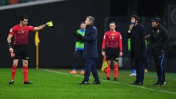 Inter Milan Imbang, Conte Ribut dengan Wasit