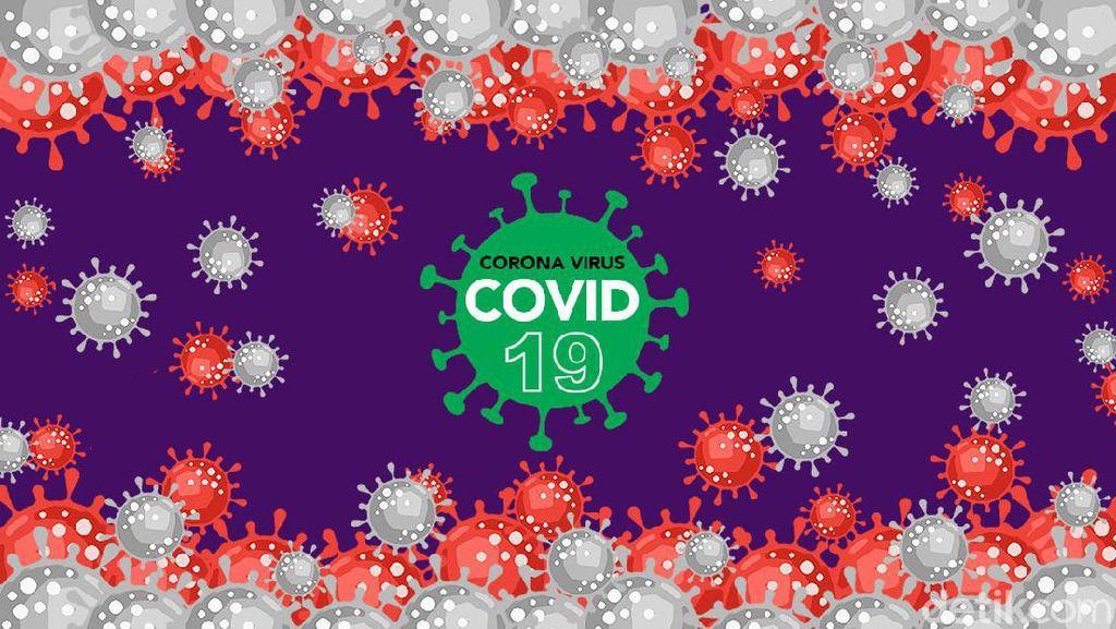 Jabar Sumbang Kasus COVID-19 Tertinggi Hari Ini, Begini Peta Sebarannya