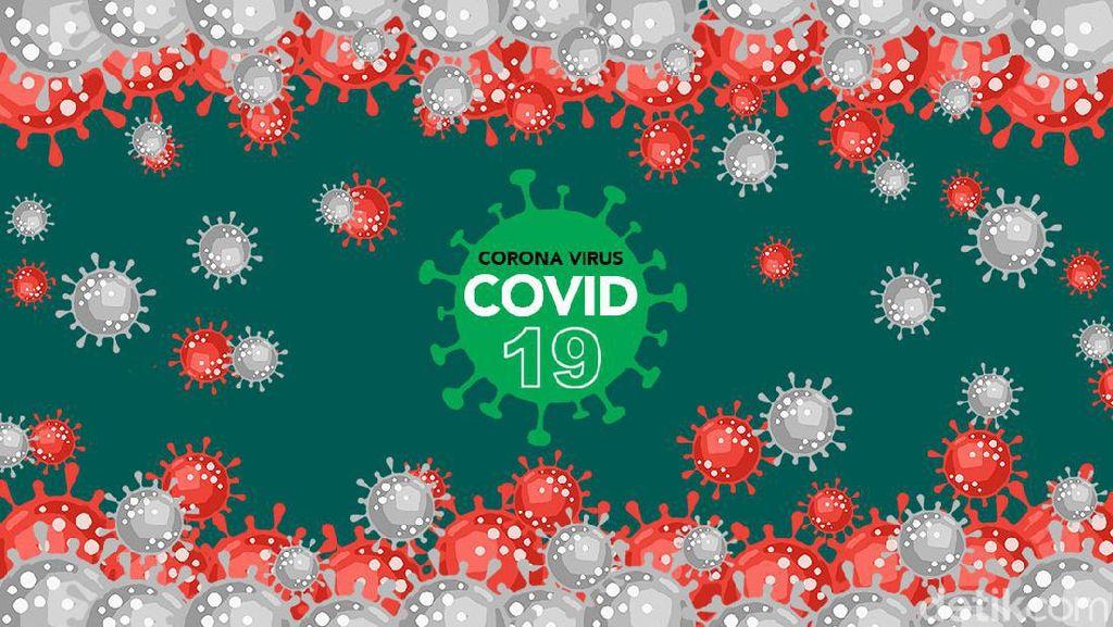 Kematian Akibat COVID-19 di Afrika Tembus 100 Ribu Kasus