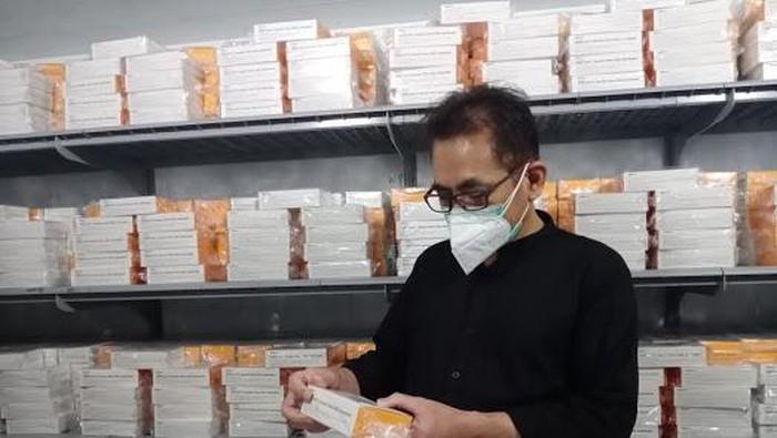 Jawa tengah kembali mendapatkan dosis vaksin Sinovac sebanyak 248.600 vial, Minggu (24/1/2021).
