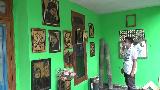 Pemuda Ini Sulap Bambu Hitam Lumajang Jadi Lukisan Ukir Bernilai Ekonomi