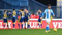 Hellas Verona Vs Napoli: Partenopei Takluk 1-3