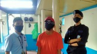Pencuri Hand Sanitizer di TransJakarta Ditangkap!