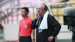 Rafael Benitez Tinggalkan Liga China Gara-gara COVID-19
