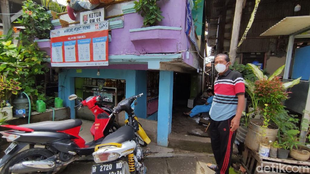 Menelisik Kisah di Balik Rumah-rumah Pendek Pesisir Semarang